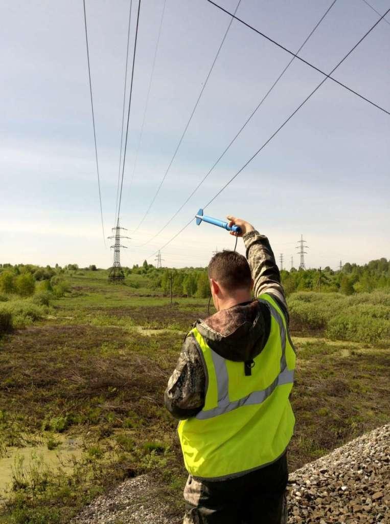 Обследование территорий на содержание радона