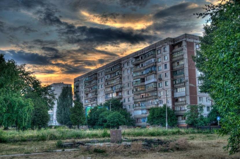 Радиационный инцидент в Краматорск