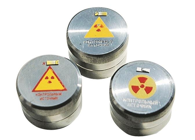 Контрольный источник радиации